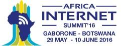 Africa Internet Summit 2016 logo