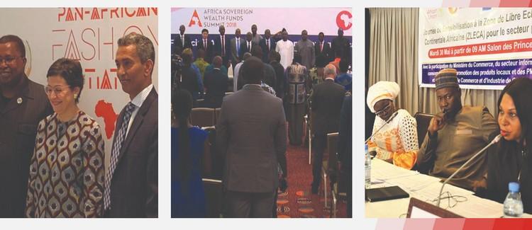 AfroChampions pour mobiliser le secteur privé en faveur de l'intégration économique en Afrique